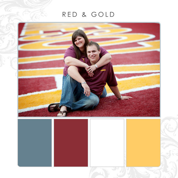 Red-Gold
