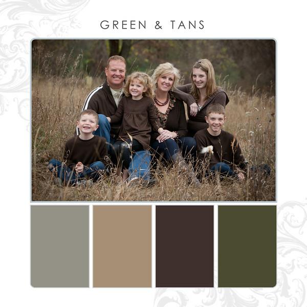 Green-Tans
