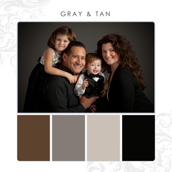Gray-Tan