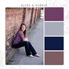 Blues-Purples