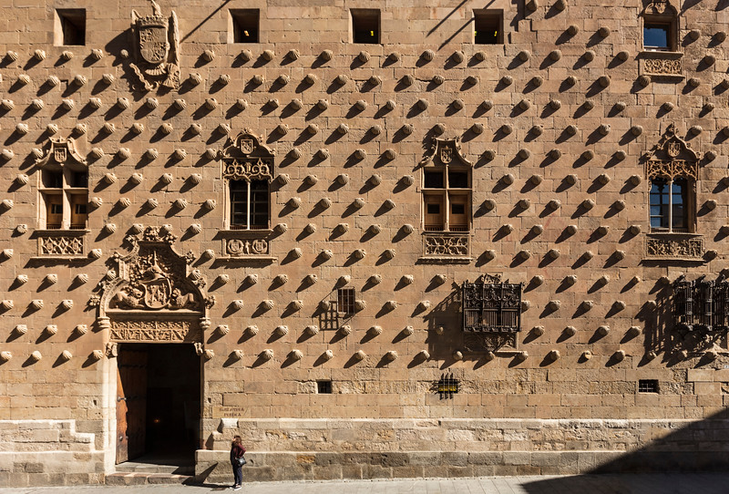 Casa de las Conchas; Salamanca, Spain