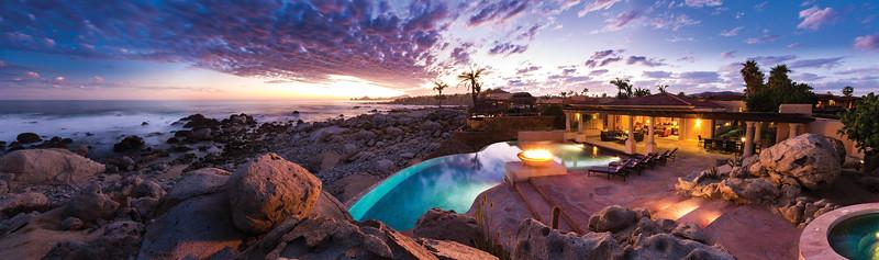 Las Residencias at Esperanza; Cabo San Lucas, Mexico