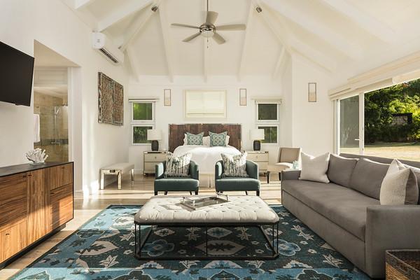 Master Bedroom; Casa de Campo, Dominican Republic