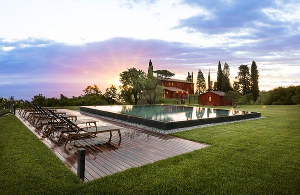 Villa San Bartolomeo; Tuscany, Italy