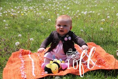 Mia 6 months 010