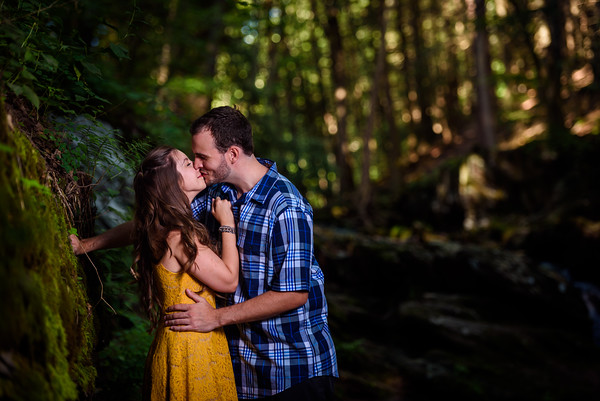 NNK-Danielle and Brad - Van Campen Falls-Engagement Session-108