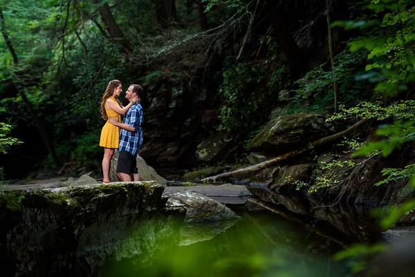 NNK-Danielle and Brad - Van Campen Falls-Engagement Session-114