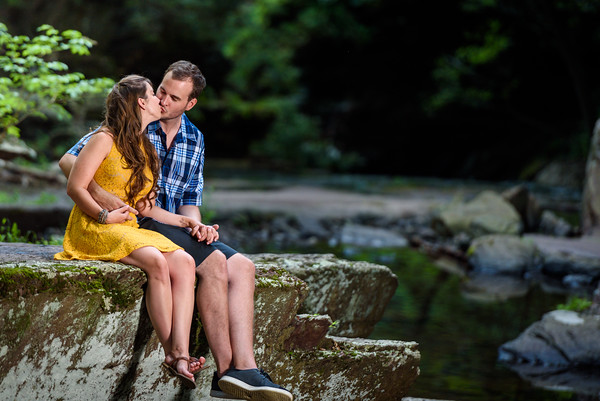 NNK-Danielle and Brad - Van Campen Falls-Engagement Session-116