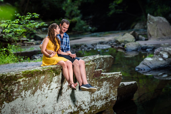 NNK-Danielle and Brad - Van Campen Falls-Engagement Session-119