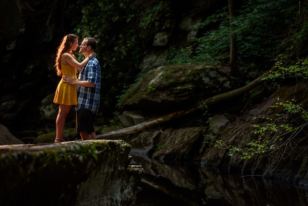 NNK-Danielle and Brad - Van Campen Falls-Engagement Session-111