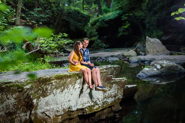 NNK-Danielle and Brad - Van Campen Falls-Engagement Session-118