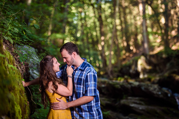 NNK-Danielle and Brad - Van Campen Falls-Engagement Session-106