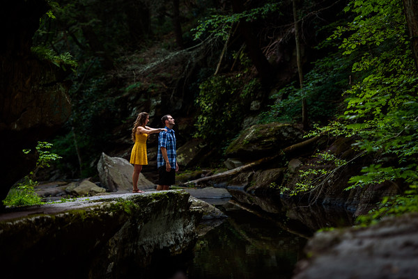 NNK-Danielle and Brad - Van Campen Falls-Engagement Session-110
