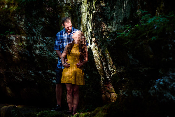 NNK-Danielle and Brad - Van Campen Falls-Engagement Session-103