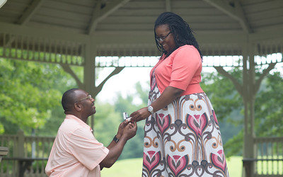 Denise and Wil's Engagement Shoot 1