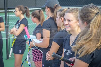 Girls Tennis: St. Stephens St. Agnes vs Episcopal