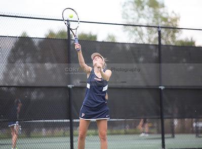 Girls' Varsity Tennis: Potomac vs Episcopal