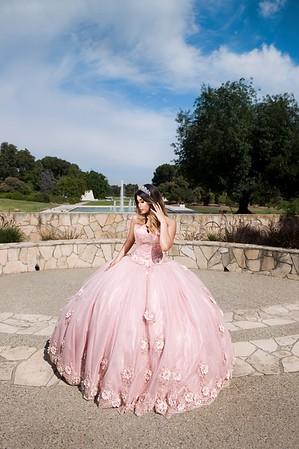 Bella Pre-Debut at LA County Arboretum - 002