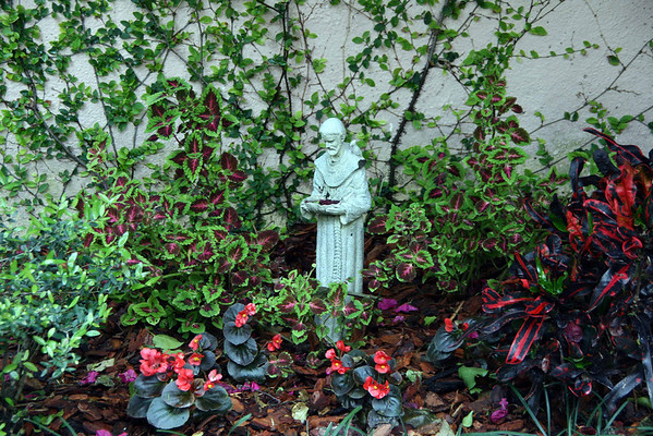 The Garden of B.J. and Don Russell