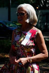 Rose Garden Circle member Glenda Barlow