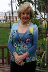 Rose Garden Circle member, Clarajo Hurley