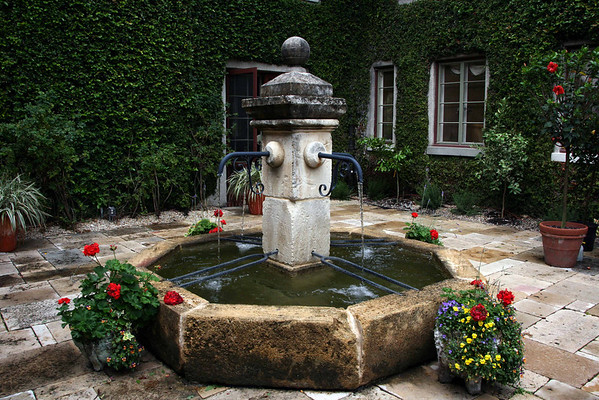The Garden of Elizabeth and Charles Harris