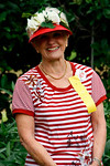 Rose Garden Circle member Louann Messerman