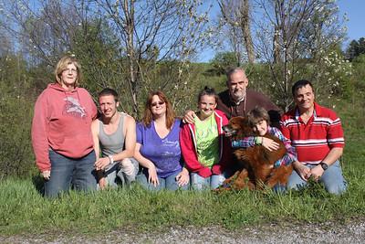 Melville Family 039
