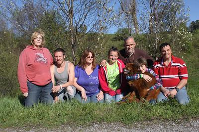 Melville Family 041