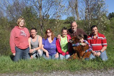 Melville Family 038