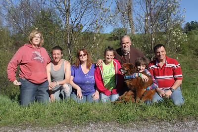 Melville Family 035