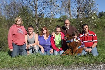 Melville Family 036