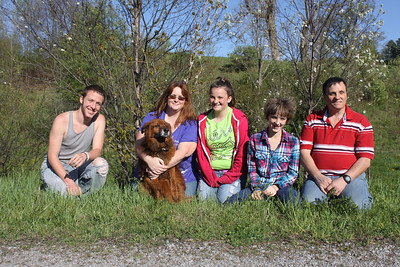 Melville Family 033