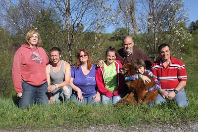 Melville Family 037