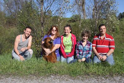 Melville Family 030