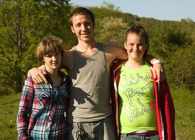 Melville Family 026