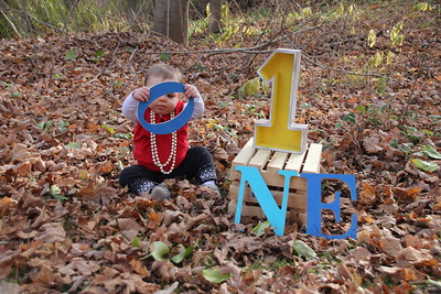 Emma is one! 020