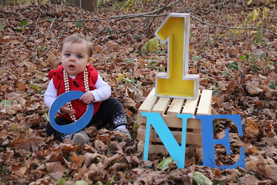 Emma is one! 024