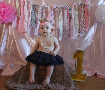Emma is 1! 045
