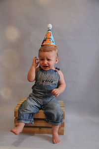 Liam turns one! 033