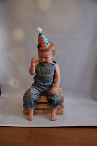 Liam turns one! 025