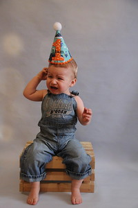 Liam turns one! 026