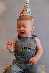 Liam turns one! 034