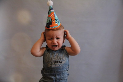 Liam turns one! 030
