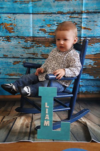 Liam turns one! 006