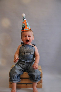 Liam turns one! 028