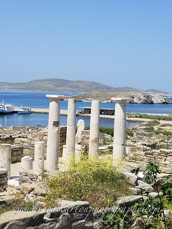 Delos and Santorini-2015