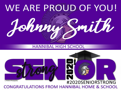 Hannibal Senior Proud HHand S