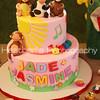 Jade & Jasmines 1st Birthday_10