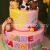 Jade & Jasmines 1st Birthday_14